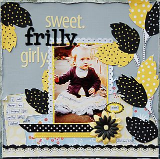 Sweet Frilly Girly
