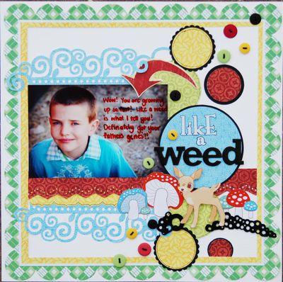 Like A Weed