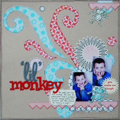 CCG 129 Lil Monkey