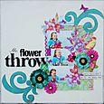 The Flower Throw