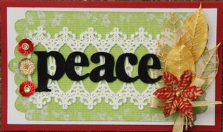 Card - Peace