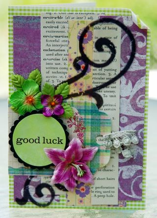 Card - Good Luck