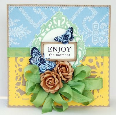 TCR 24 Enjoy the Moment Card