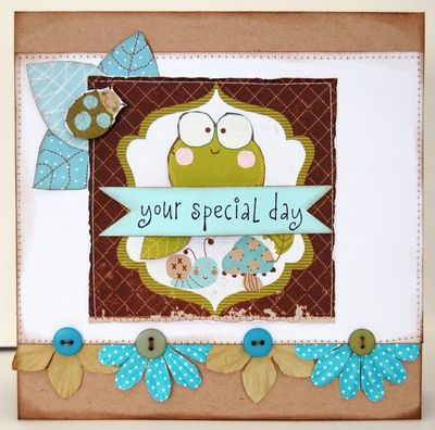 Card - Your Special Day