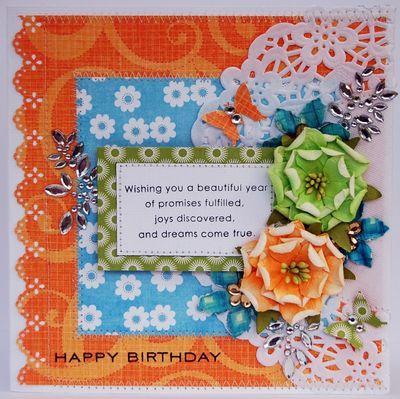 TCR 23 Wishing You Card