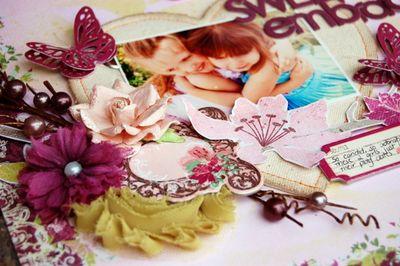A Sweet Embrace Textural1