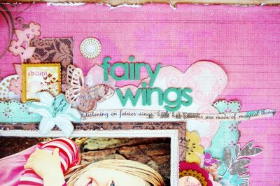 Fairy Wings Textural