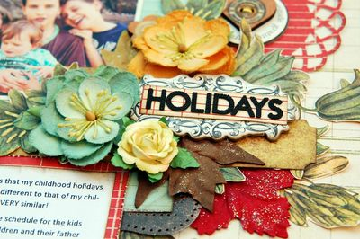 Holidays Textural 1