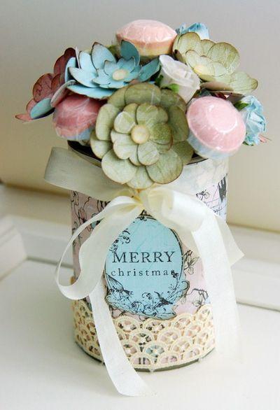 Gift Pot Pastel