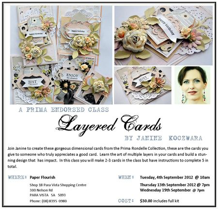 LAYERED CARDS