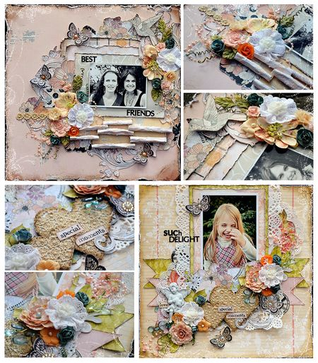 Layout Class Collage