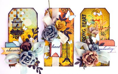 Distress Ink Tags (Copy)