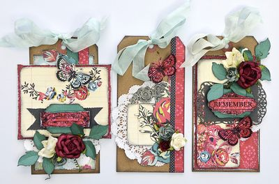 Coming Up Roses Tags