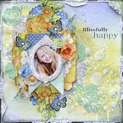 Blissfully Happy (Copy)