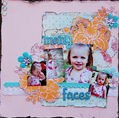 CCG 121 Many Faces
