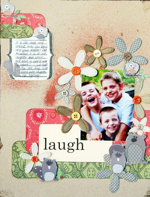 CCG 137 Laugh