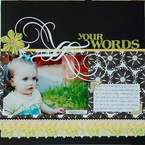 Your Words col com94