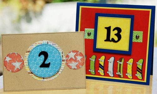 Card - Kids Birthday